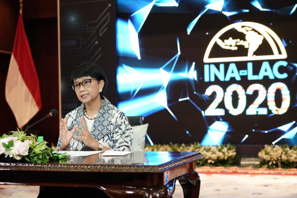 Primeiro Ponto De Venda Indonésia Na Região Da América Latina E Caribe