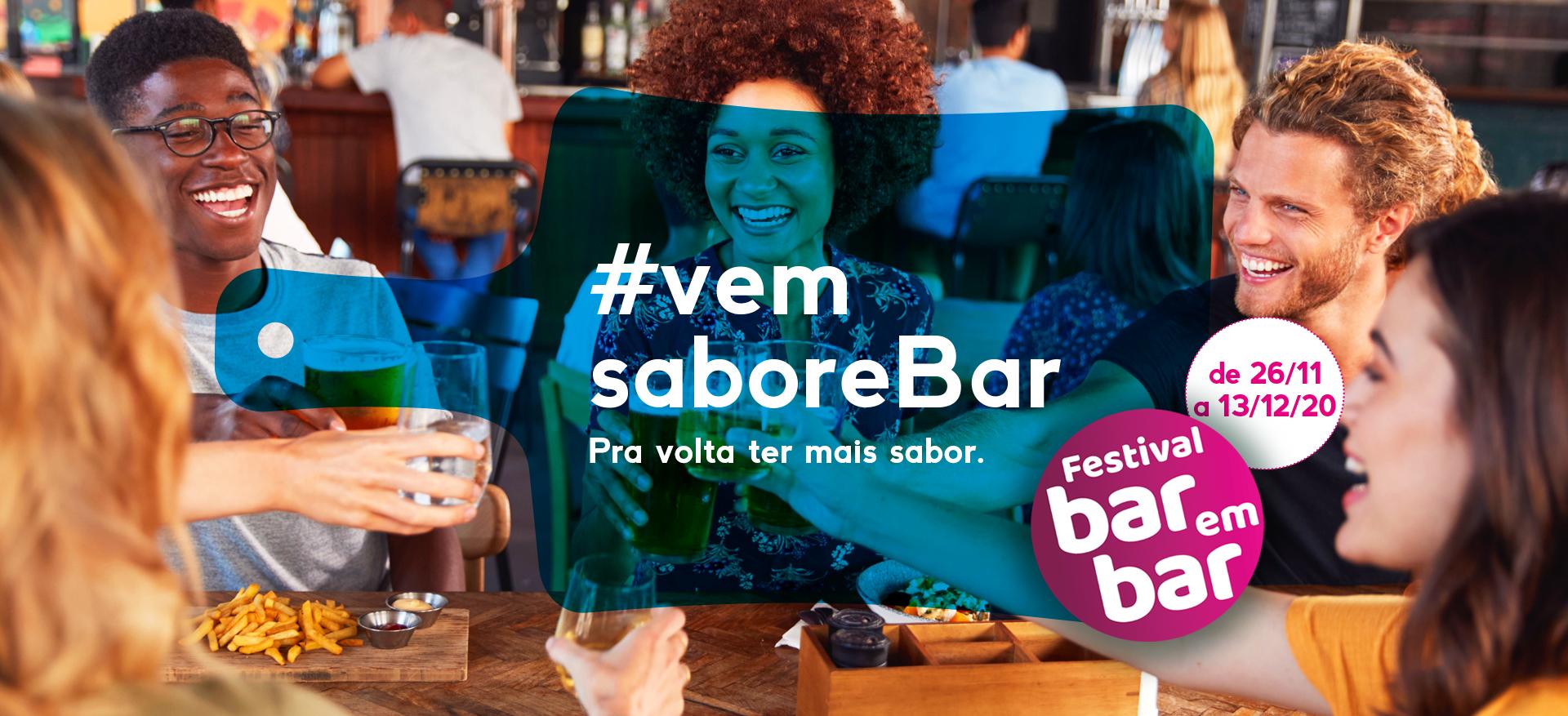 Abrasel promove Festival Bar em Bar