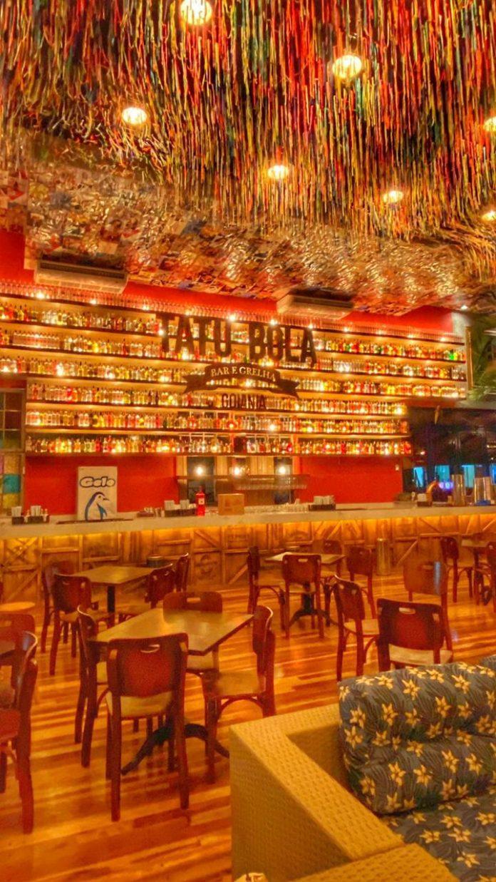 Bar Tatu Bola abre suas portas amanhã