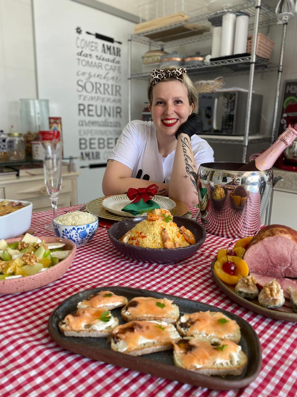 Ceia petit de natal: nova aposta gastronômica garante as celebrações em Brasília