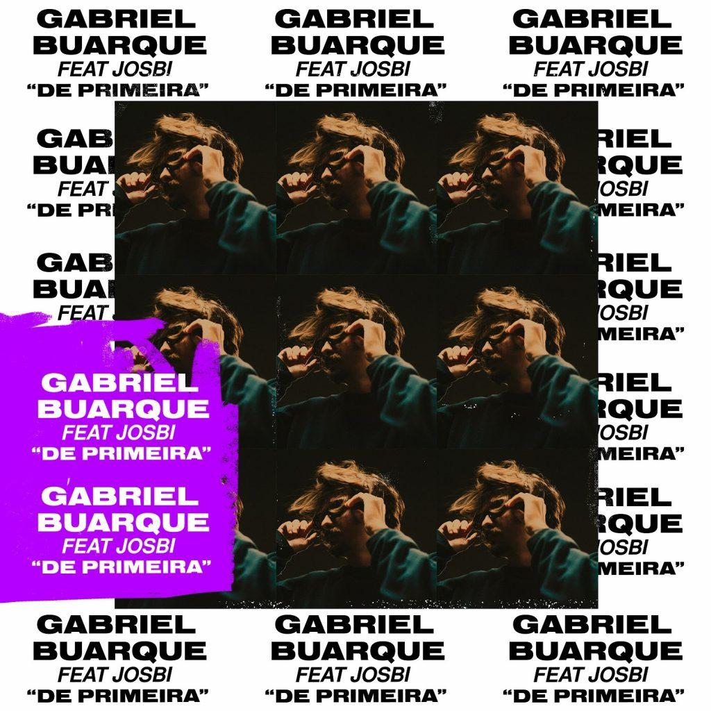 """Gabriel Buarque e rapper Josbi se unem no single e clipe """"De Primeira"""""""