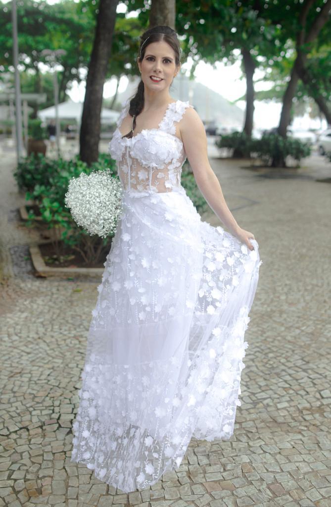 Estilistas Goianas são responsáveis por vestido de atriz global