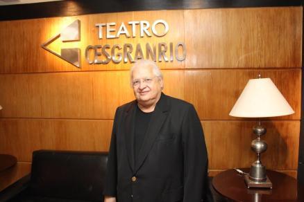 Carlos Alberto Serpa foi eleito para a Academia Brasileira de Arte.