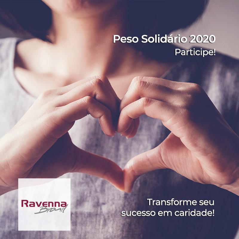 Centro TerapêuticoMáximo Ravenna promoveEncontro Nacional Virtual do Peso Solidário
