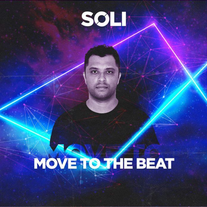 """SØLI lança """"Move to the Beat"""", a nova música da cena eletrônica."""