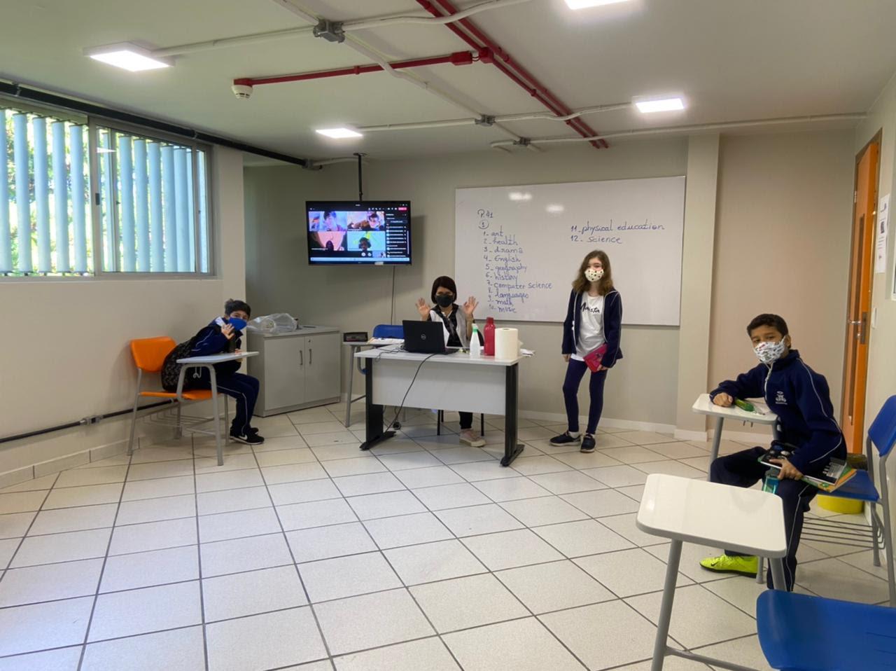 Colégio Marista Asa Sul constrói o próprio cursinho, dentro da escola