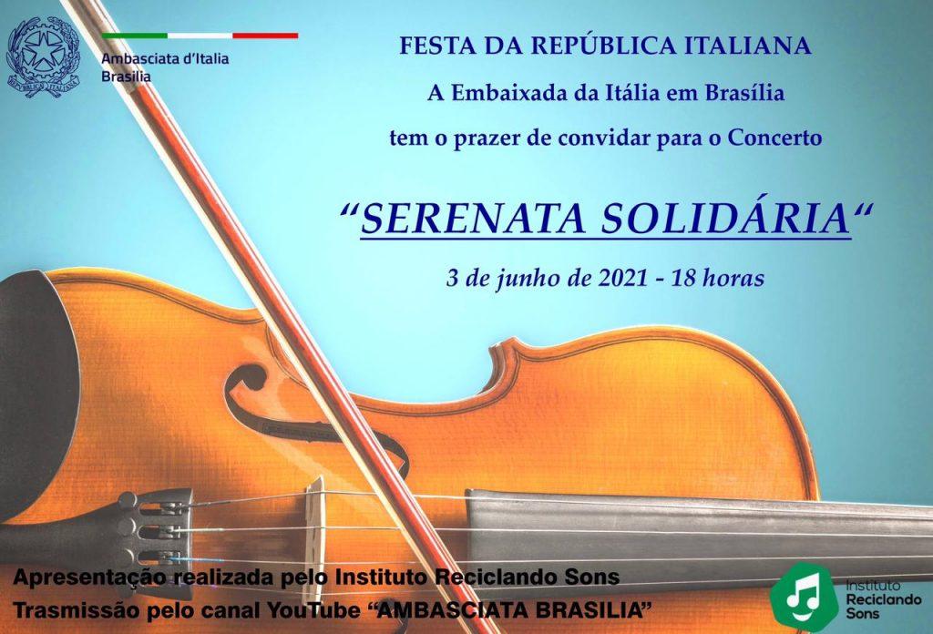 Jovens Artistas para a Música Italiana